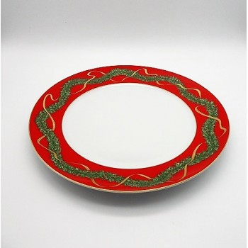 ref.150001/02/03/04/08/28-2P - prato de jantar -  Noël