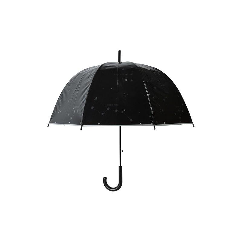 ref.DCT-TP243 -Chapéu de chuva - Estrelas