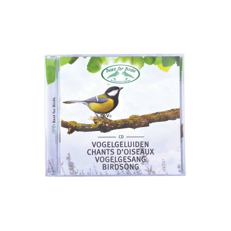 code DCT-FB359. CD with  bird sounds