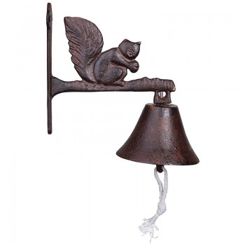 code DCT-DB29- DOORBELL- SQUIRREL