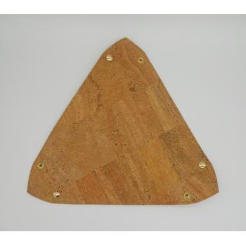 ref.VK-8983-Esvazia bolsos - Triângulo- aberto