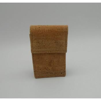 ref.VK-8824 - Cigarreira com porta-isqueiro