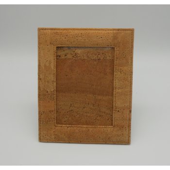 code VK-8887-B-Leather cork frame - 15 cm Photos