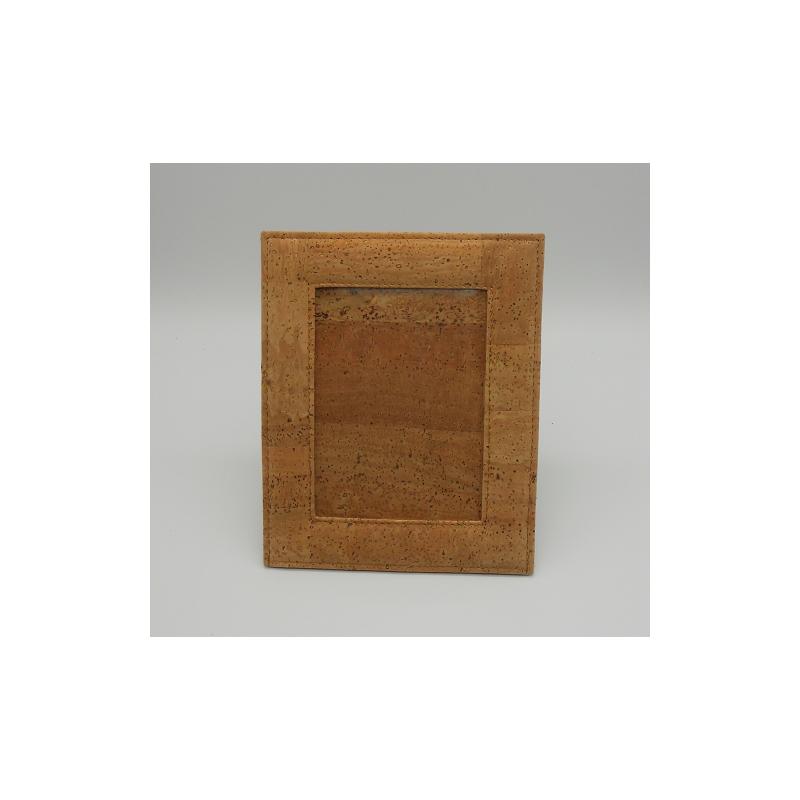 code VK-8887-B-Leather cork frame - 15 cm Photos