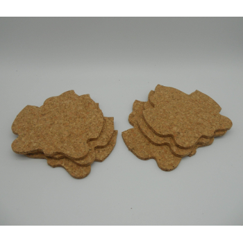 code VK-1206GR- Set of 6 coasters  - grape