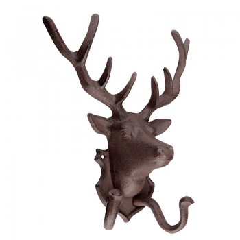 code DCT42- Wall hook - Deer