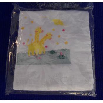 ref.073402-Guardanapo de papel Arca de Noé - conjunto de 16