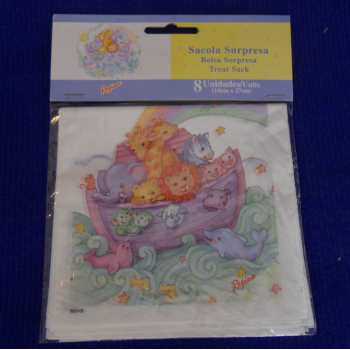 code 073406- Surprise bag Noah's Ark  - set of 8